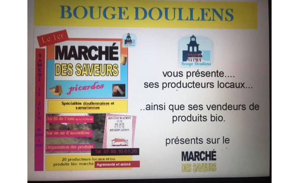 MARCHE DE DOULLENS