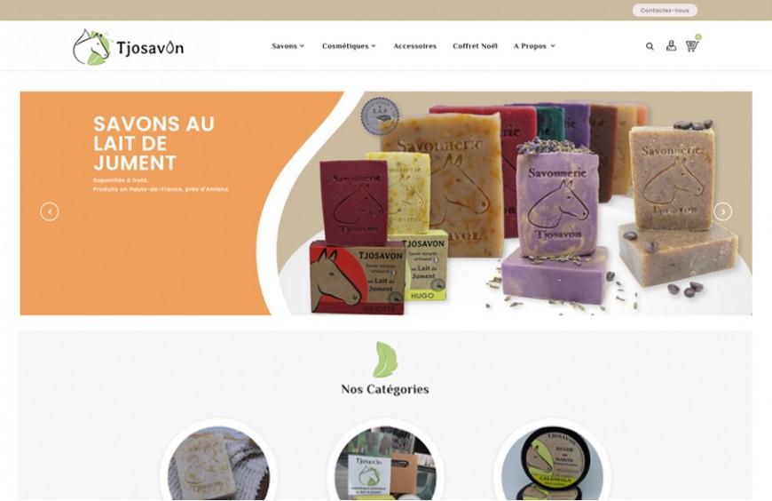 Nouveau design pour le site internet !